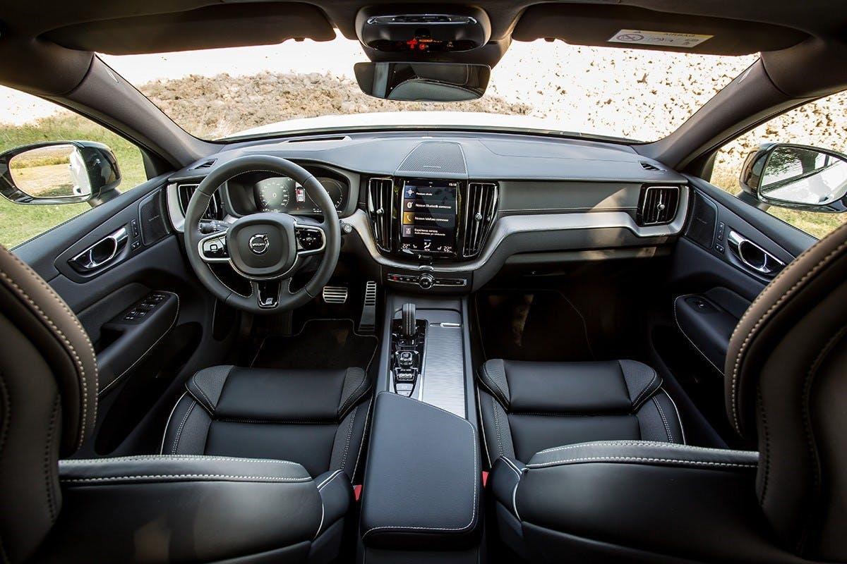 Volvo XC60 plancia