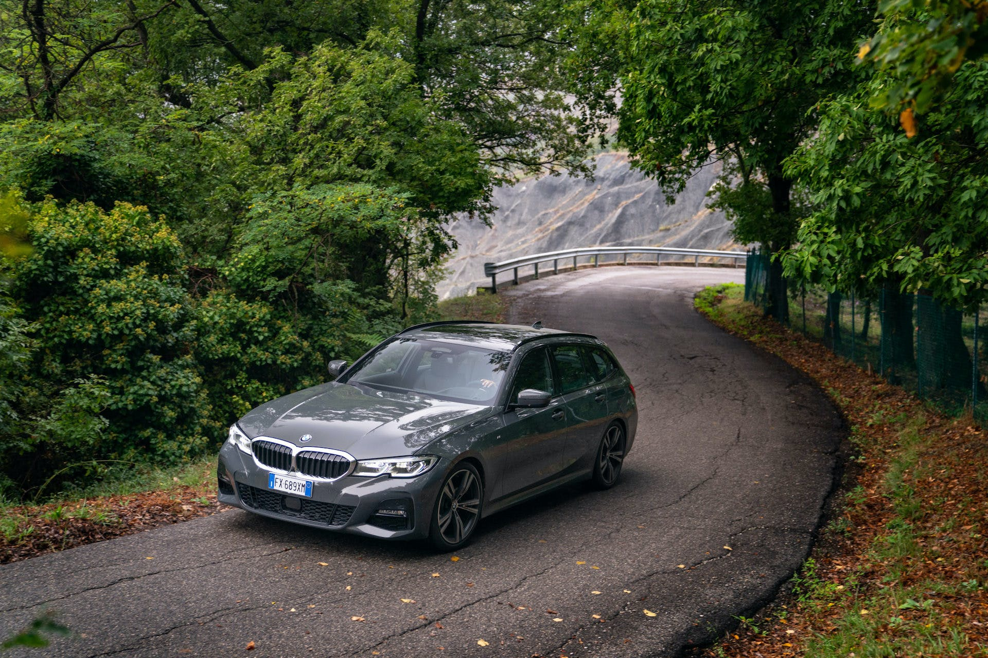 BMW_Serie 3_Touring_curve