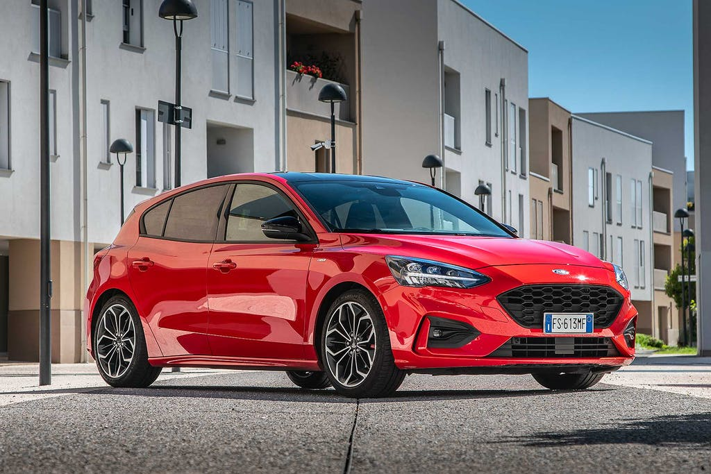 Prova Ford Focus ST-Line 1.5 TDCI