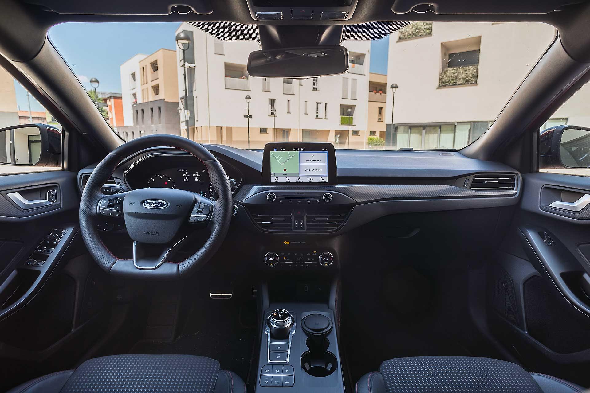 Ford Focus 1.5 TDCi Interni