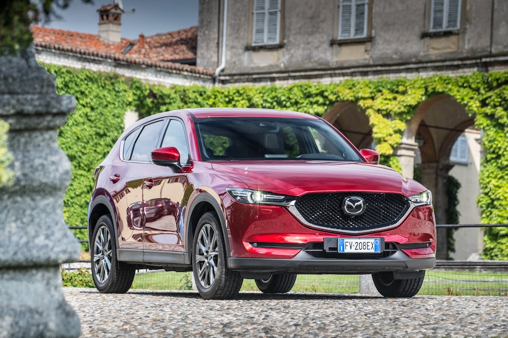 Prova Mazda CX-5 2.2L Skyactiv-G 6AT