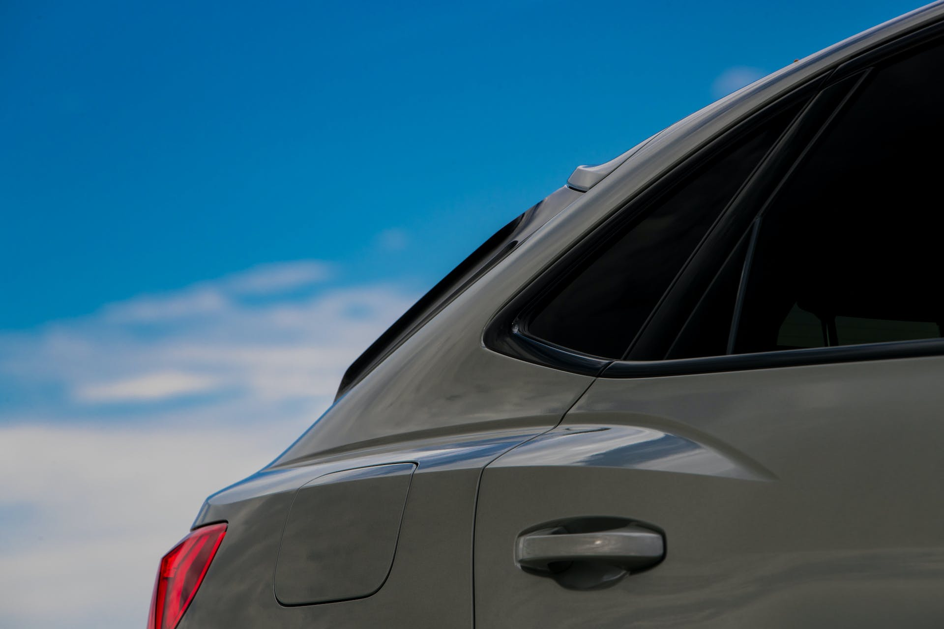Audi Q3 Sportback taglio tetto