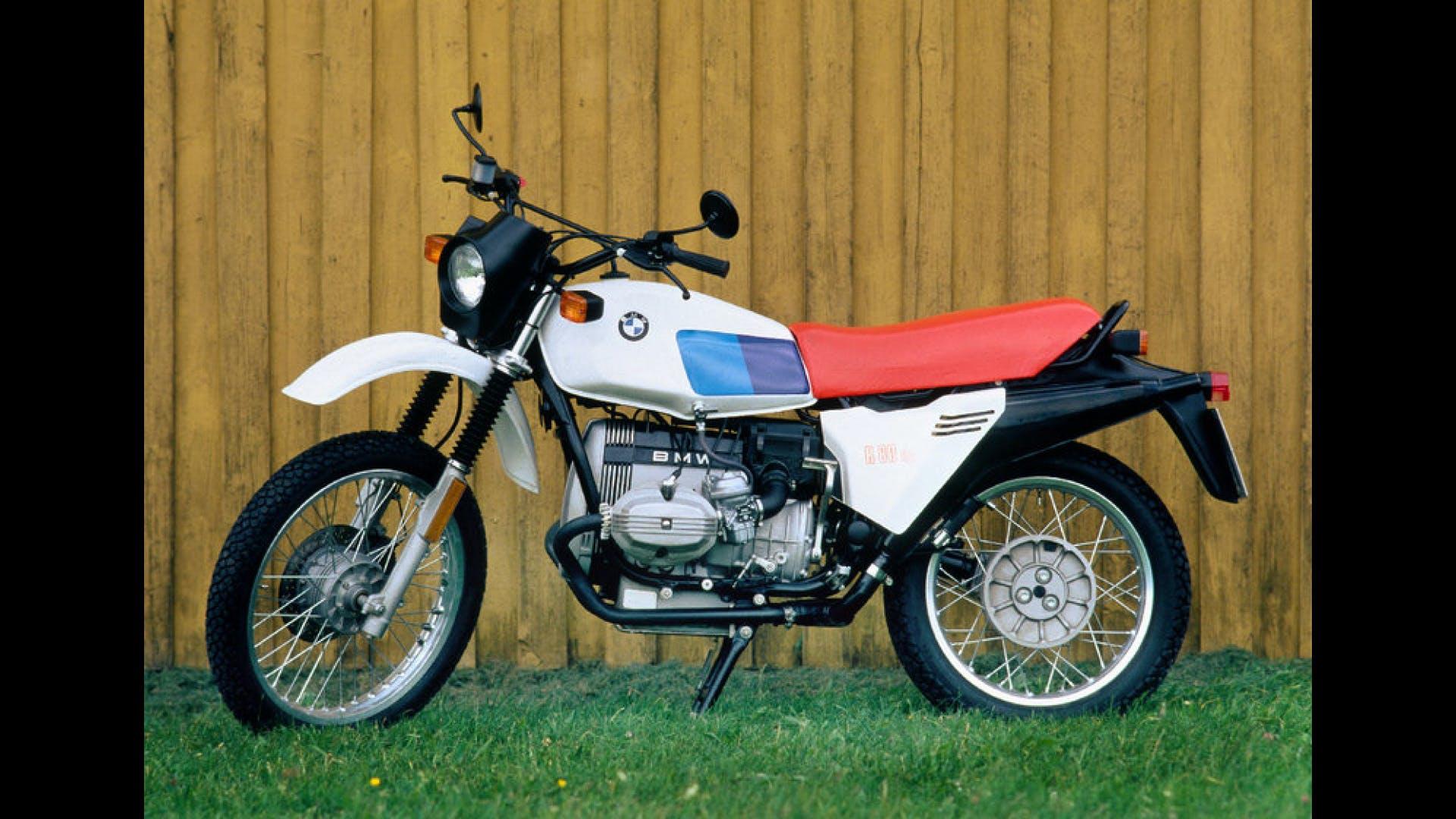 BMW R 800 G/S 1980