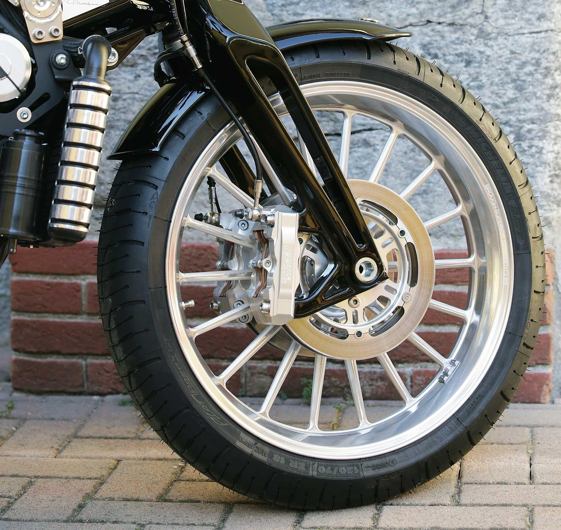 Brough Superior SS1000