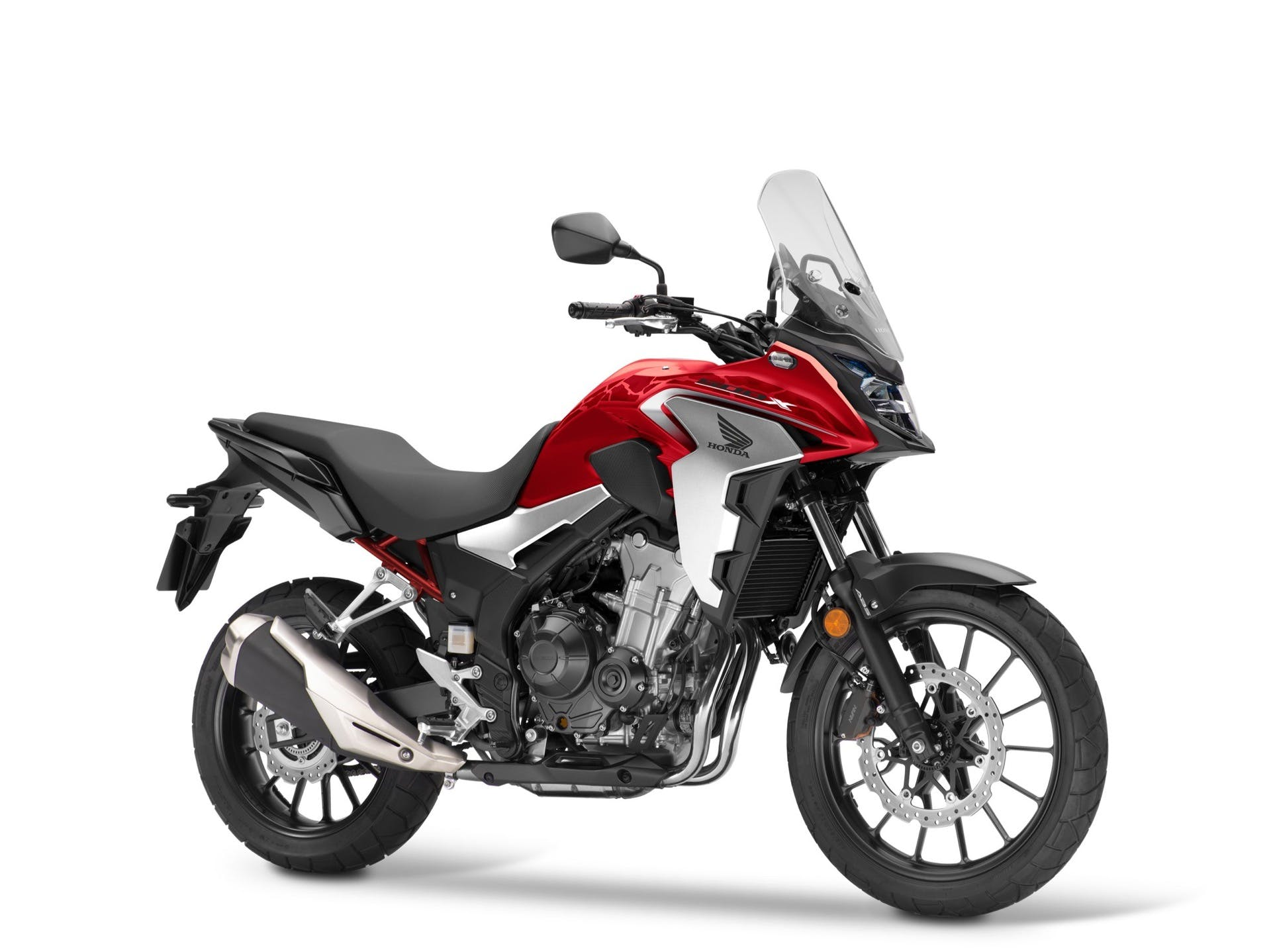 Honda CB500X 2021 migliori moto per neopatentati A2