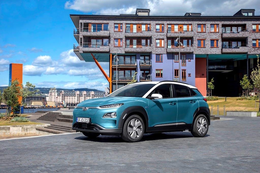Hyundai Kona Electric, oltre 100.000 esemplari venduti nel mondo