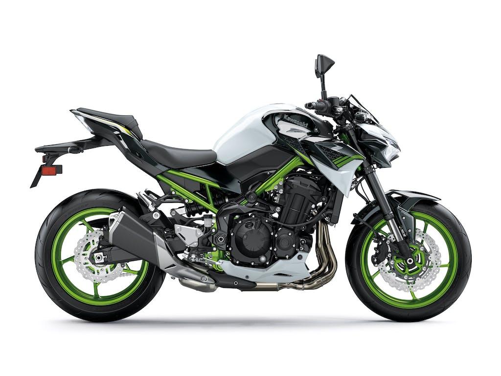 Kawasaki Z900, Ninja 1000SX e Vulcan S 2021