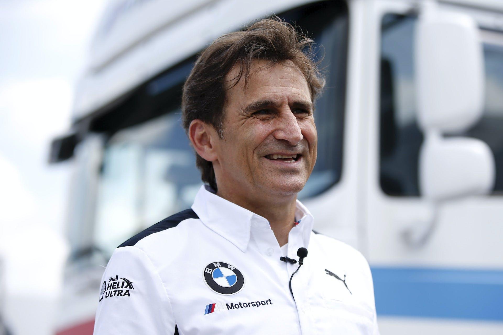Zanardi e BMW fase 2