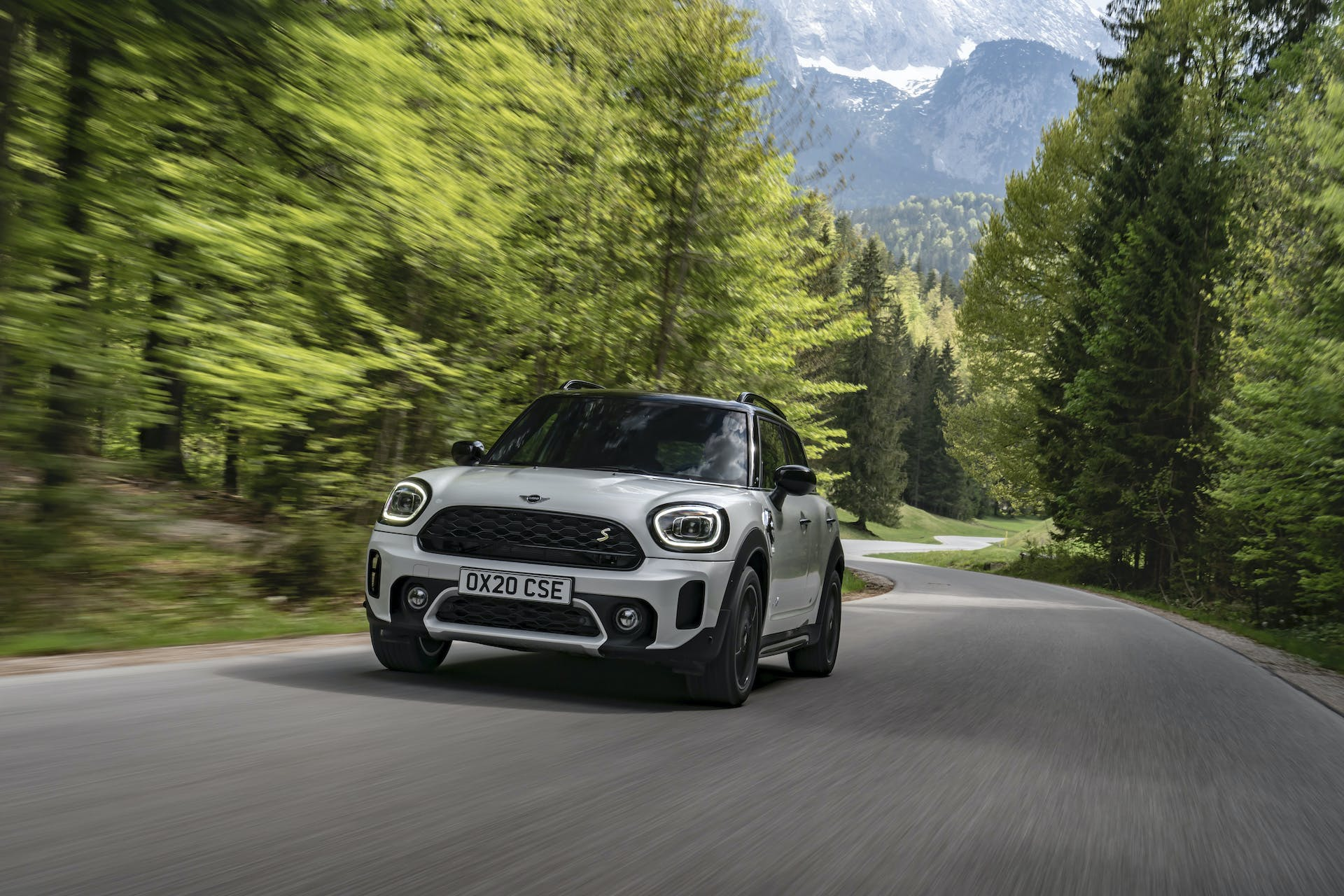 MINI Countryman restyling frontale