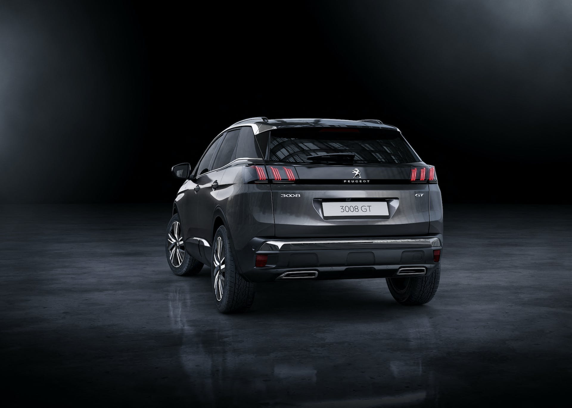 PEUGEOT_3008 restyling vista posteriore