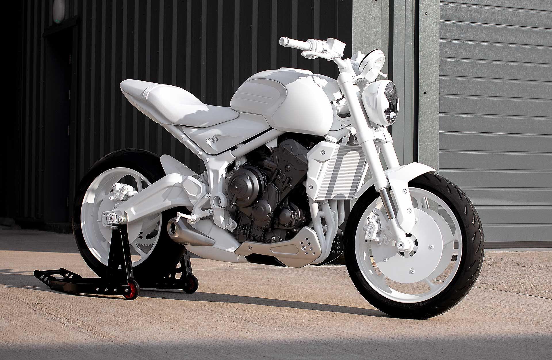 Triumph Trident concept