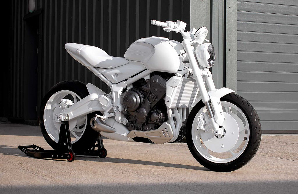 Triumph Trident Concept Design