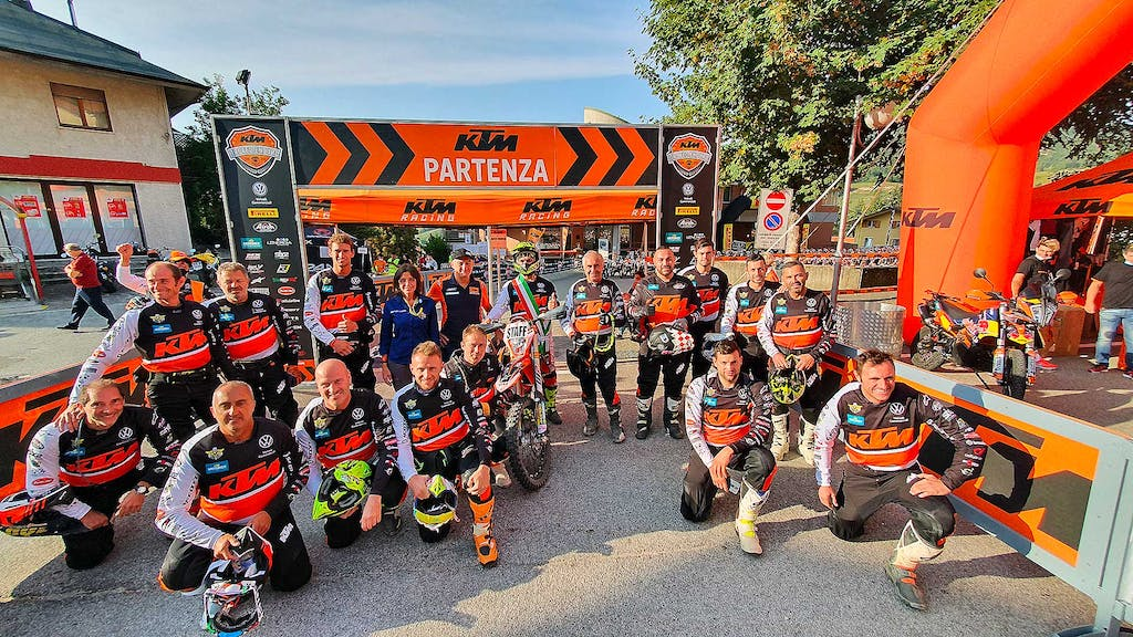 Trofeo KTM Enduro 2020 seconda gara