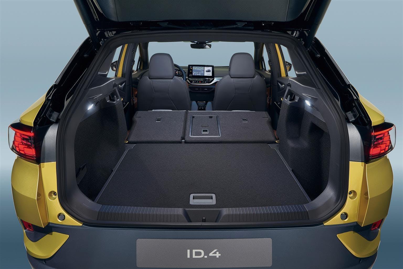 Volkswagen ID.4 bagagliaio