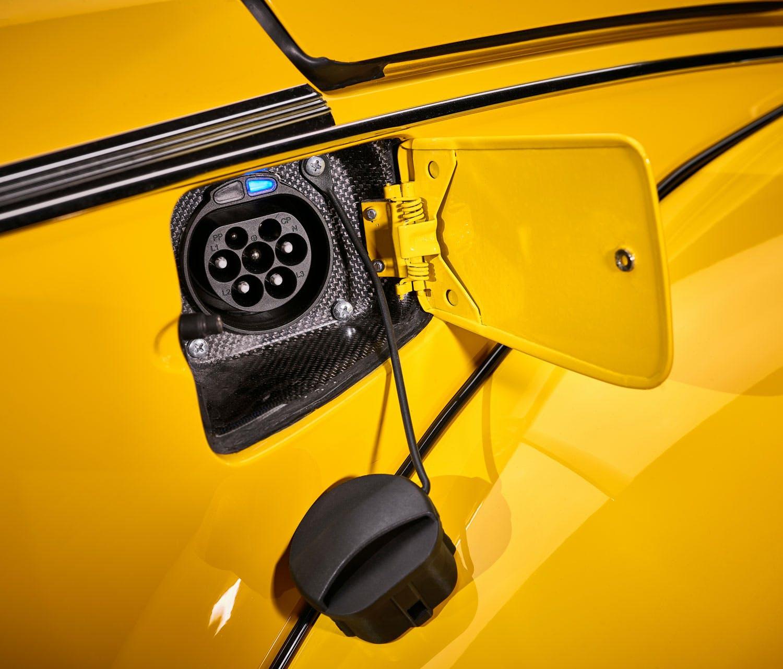 volkswagen maggiolino elettrico