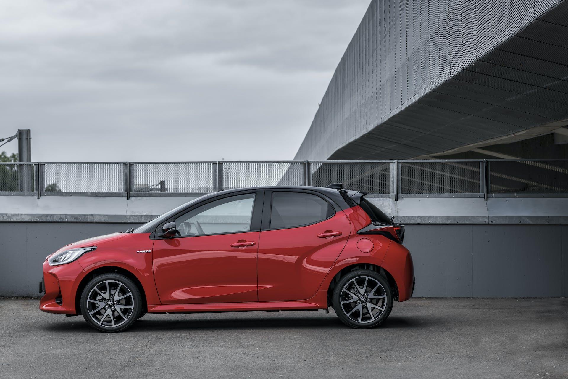 Toyota Yaris Mercato auto Europa