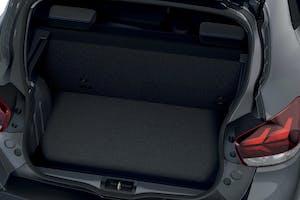 test Dacia-SPRING bagagliaio