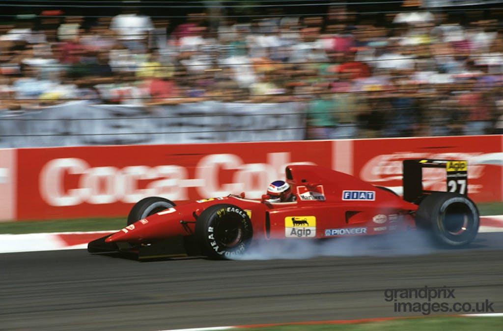 """Jean Alesi: """"quando io e Berger abbiamo ribaltato l'auto di Jean Todt"""""""