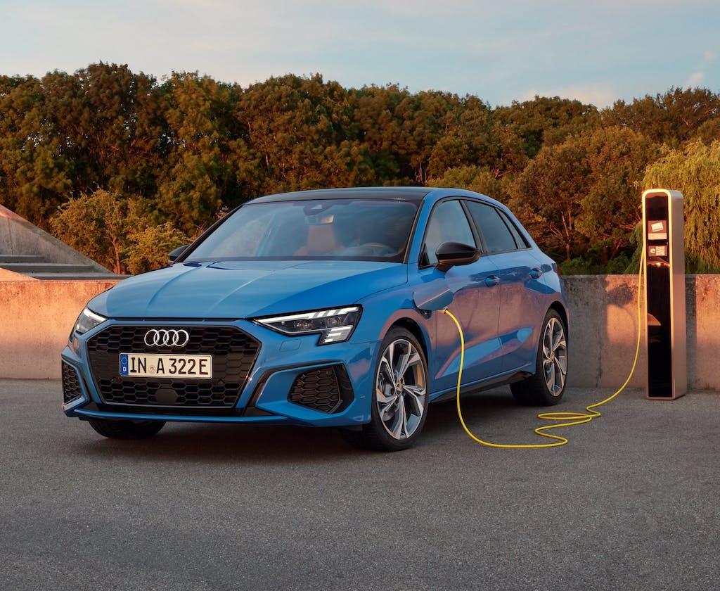Nuova Audi A3 ibrida plug-in, prezzi da 32.700 euro (con incentivi)