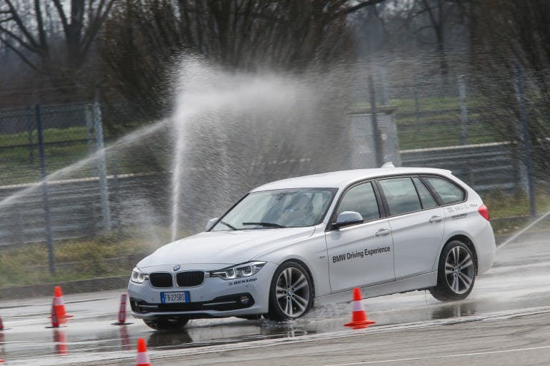 BMW Driving Experience - 6