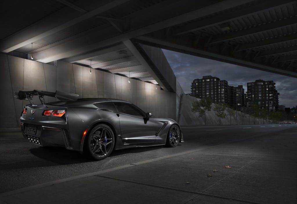 Chevrolet Corvette ZR1 2018: lo show dei record