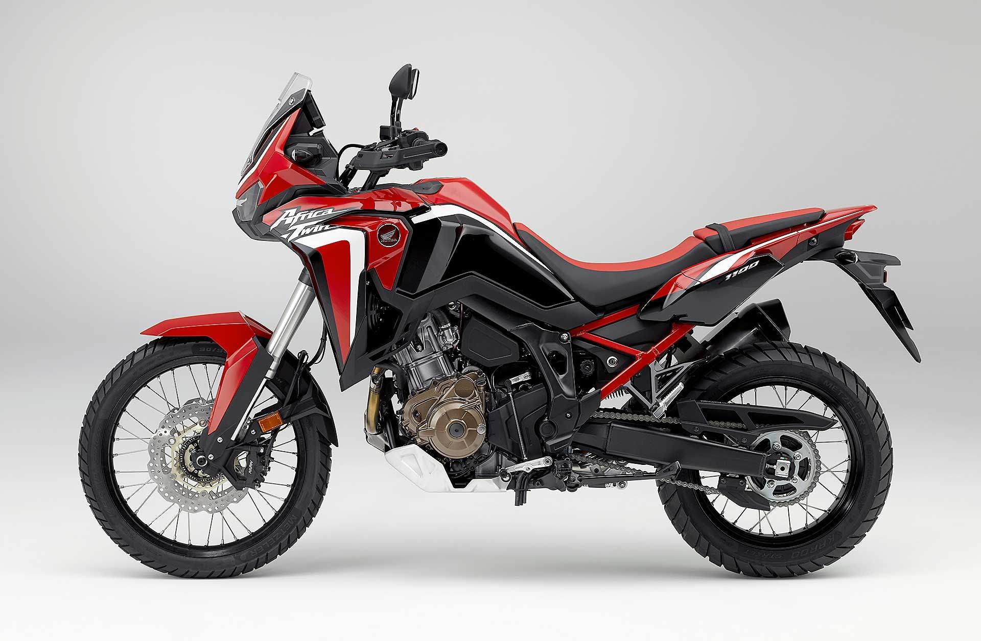 Honda Africa Twin 1100 - Migliori maxi enduro 2021