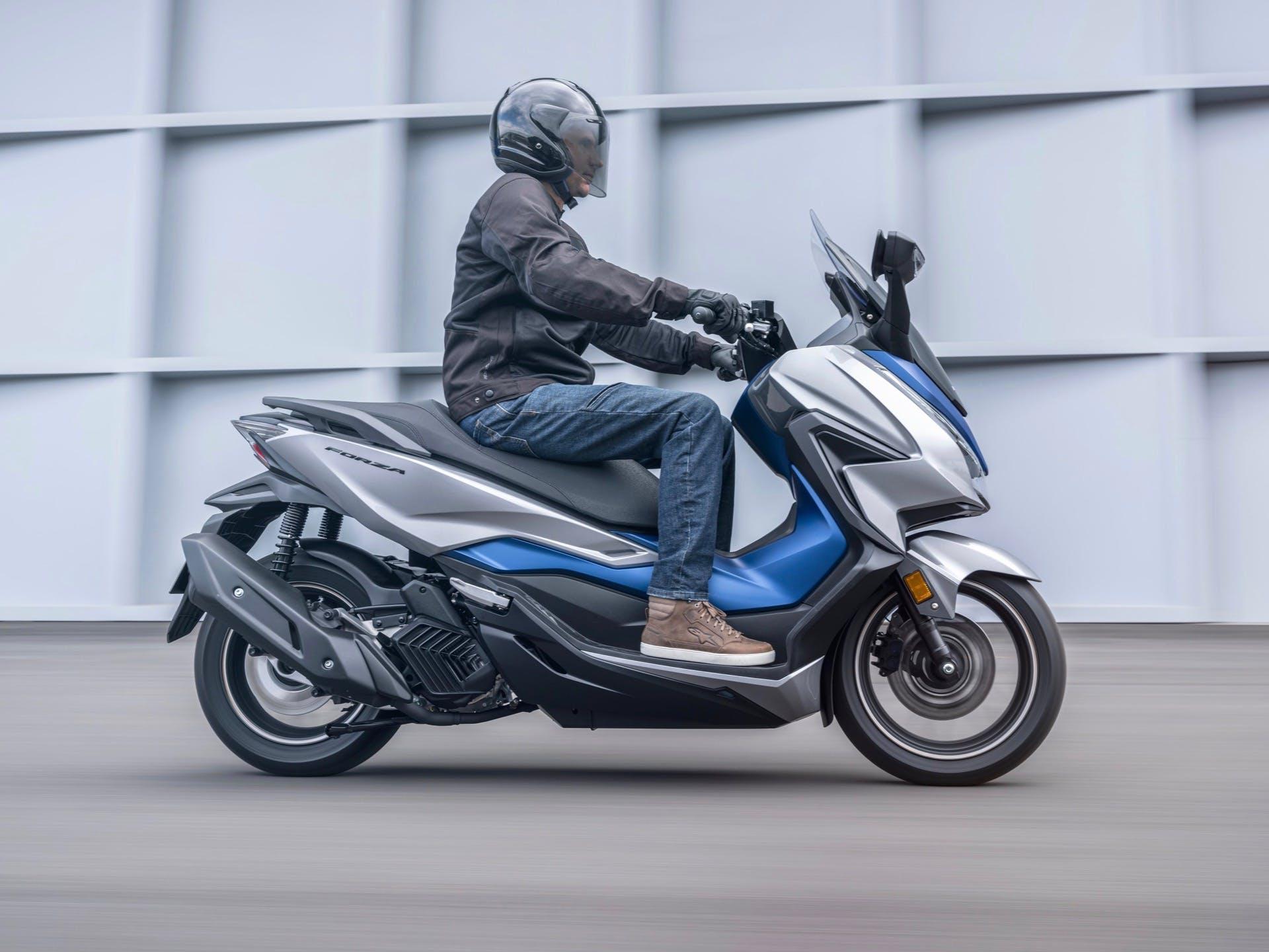 Honda Forza 125 2021 migliori scooter 125