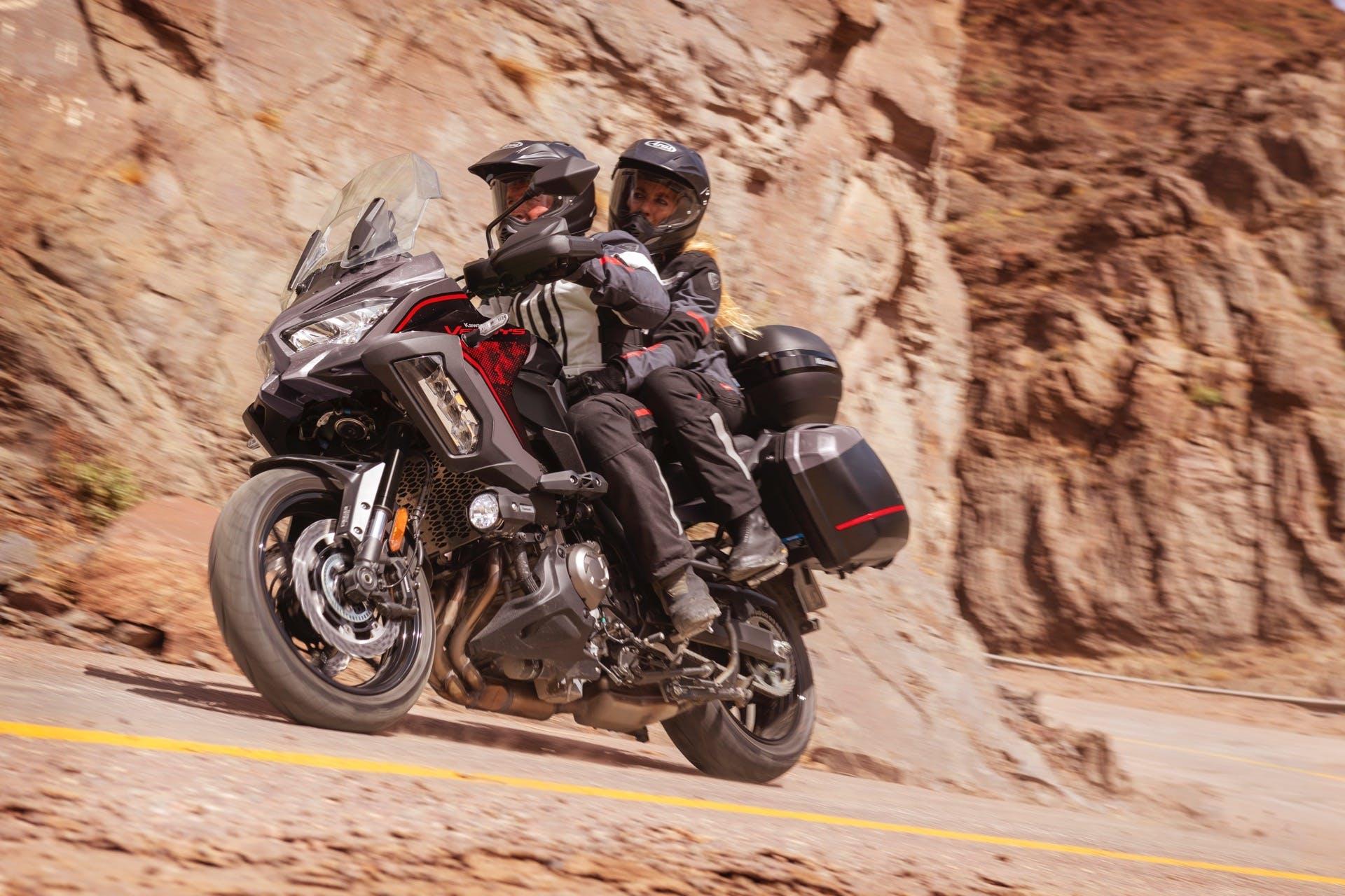 Kawasaki Versys 1000 SE migliori moto da viaggio