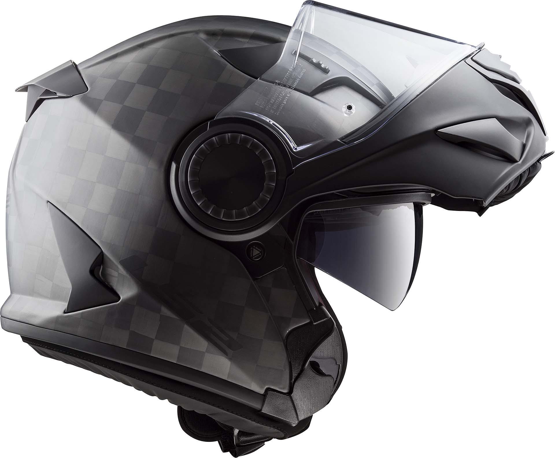 LS2 Vortex FF313 - visiera parasole