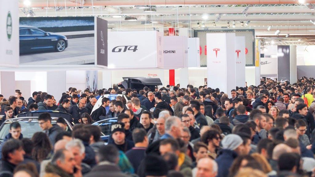 Motor Show 2017: 40 edizioni a tutto gas