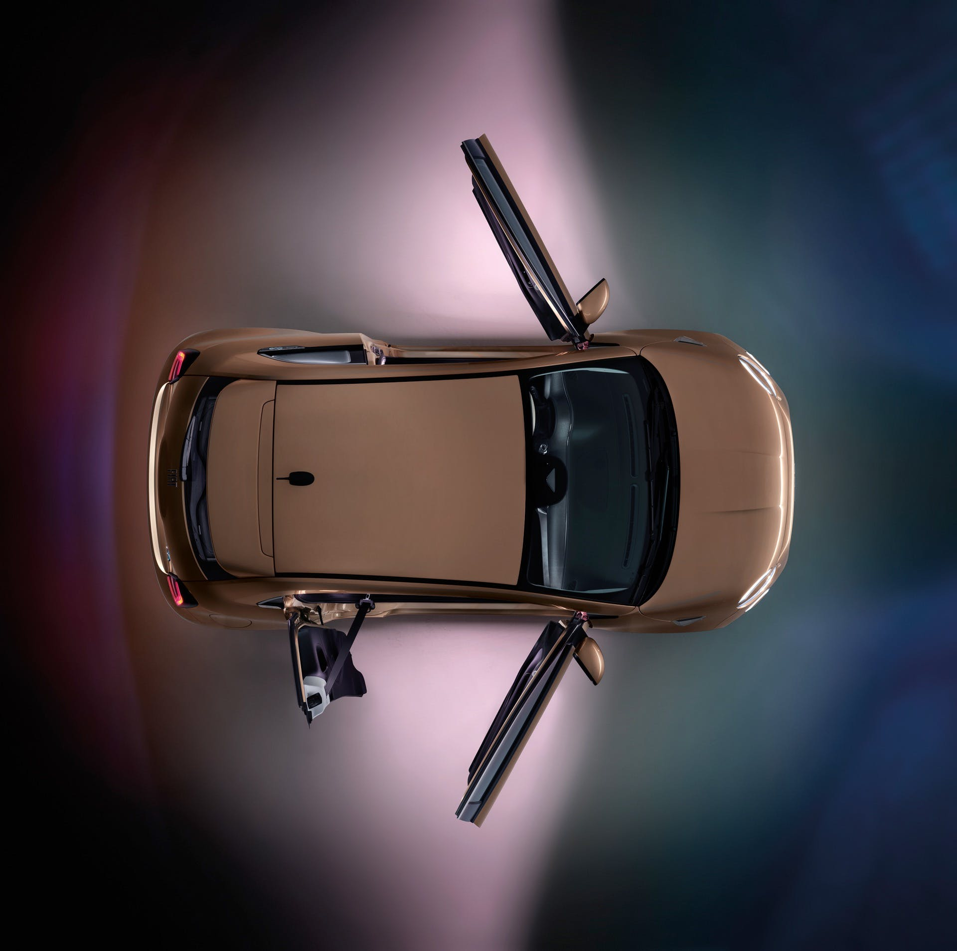 Nuova Fiat 500 Elettrica 3+1
