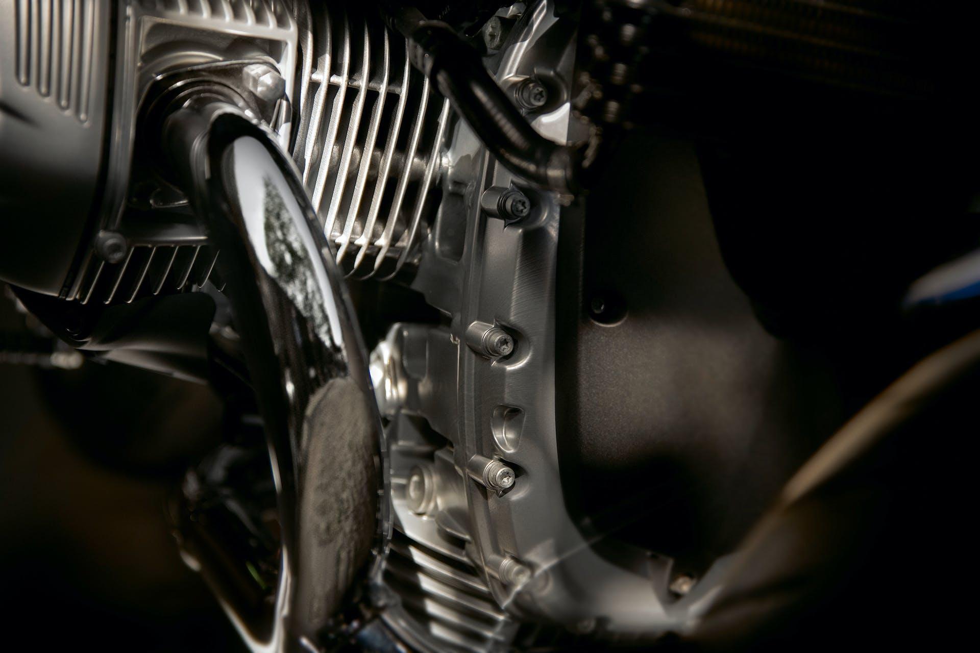 BMW R nineT /5 motore