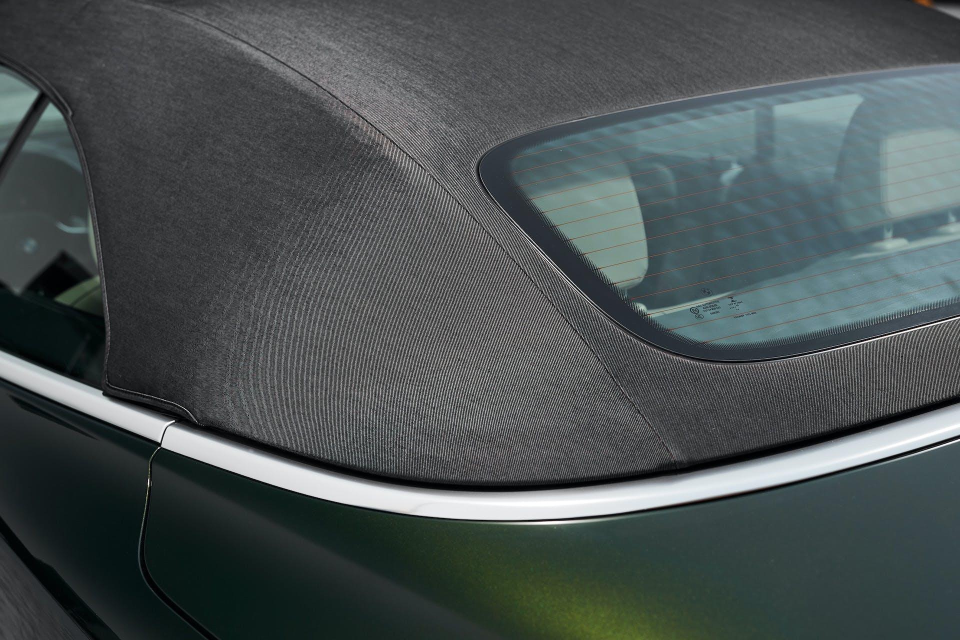 BMW Serie 4 Cabrio dettaglio capote