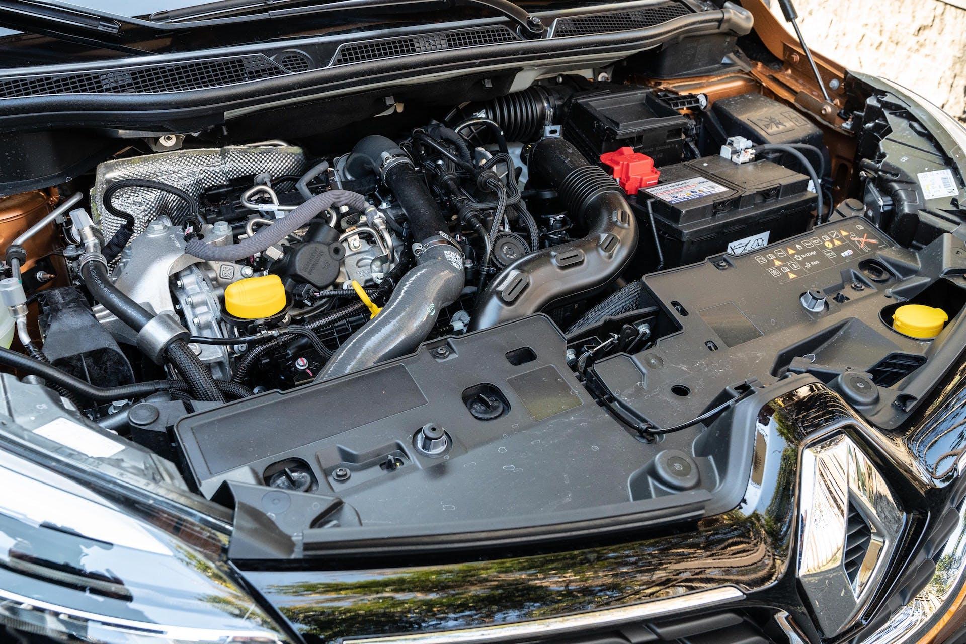 Renault Captur 2019 motore TCe