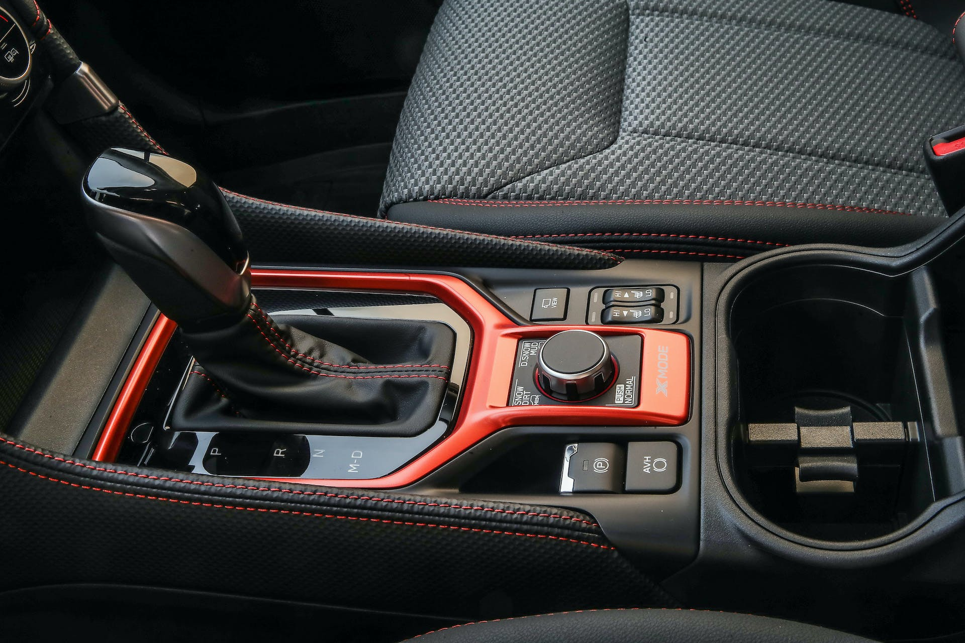 Subaru Forester 4Dventure sedili idrorepellenti
