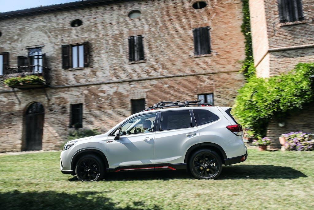 Subaru Forester 4Dventure, altro che SUV