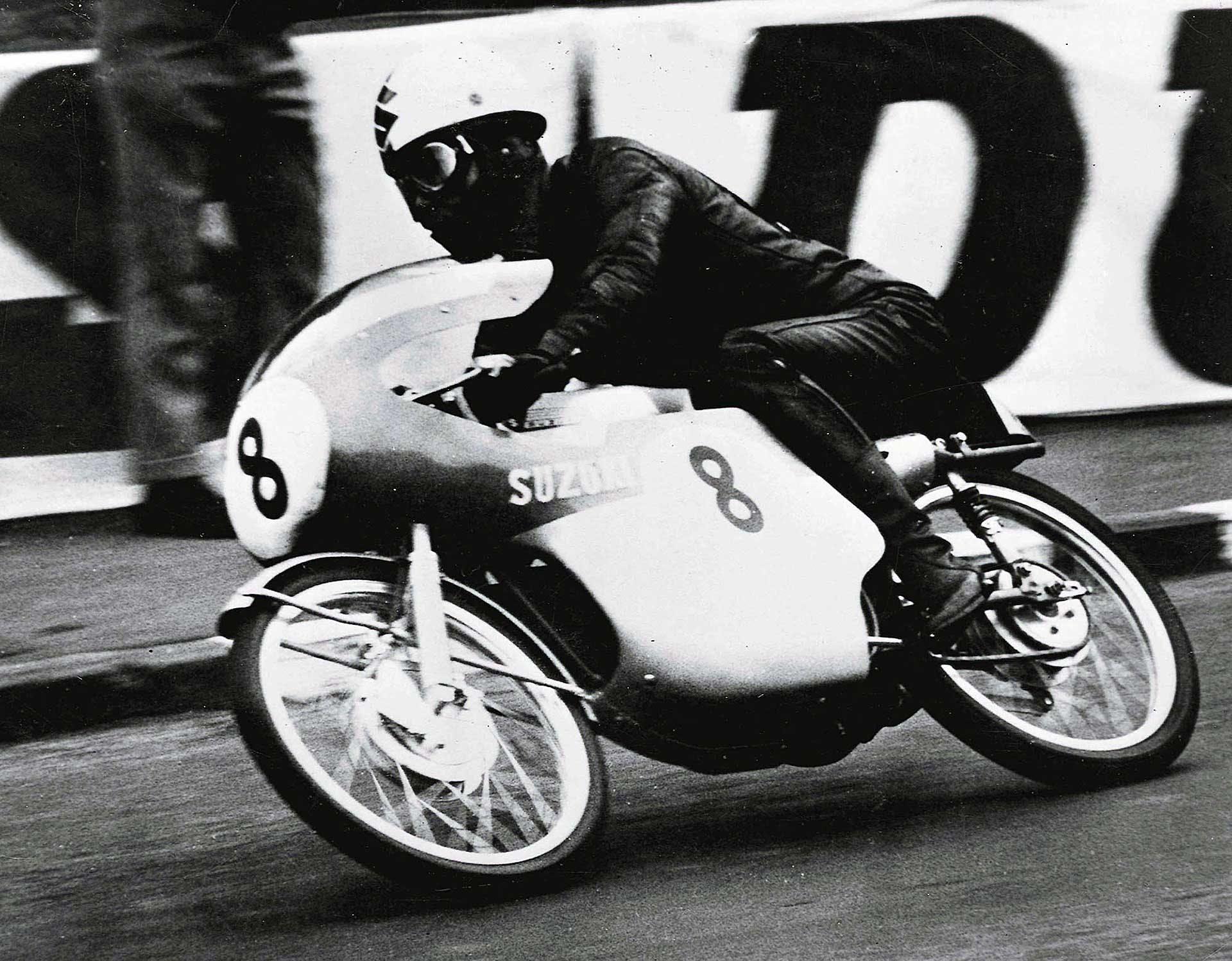 Suzuki 1962 TT