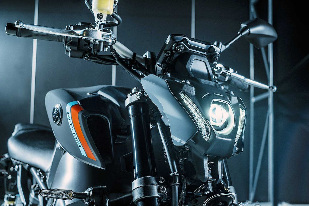 Yamaha MT-09 2021, cambia tutto
