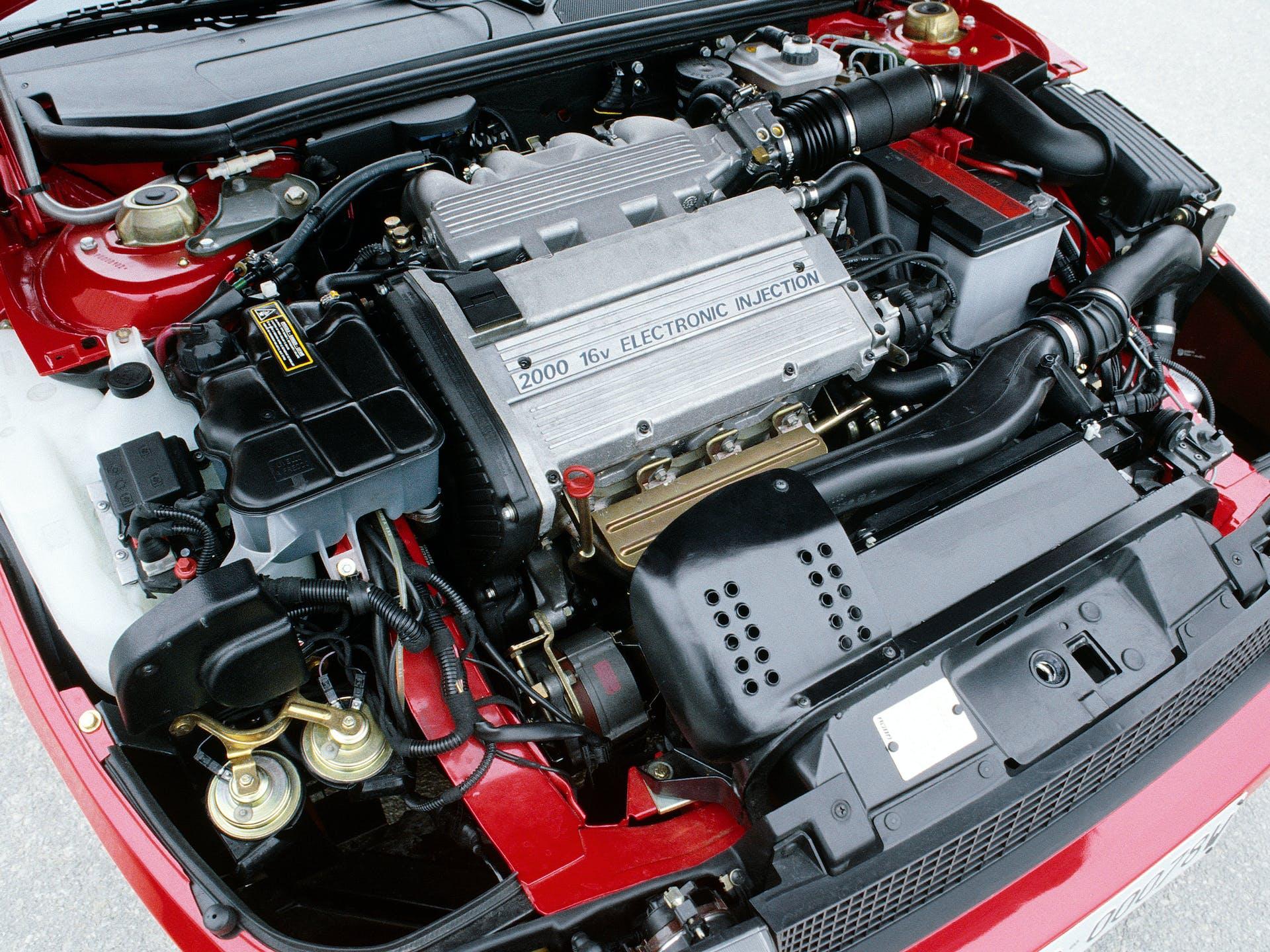 Fiat Coupé motore Delta Integrale