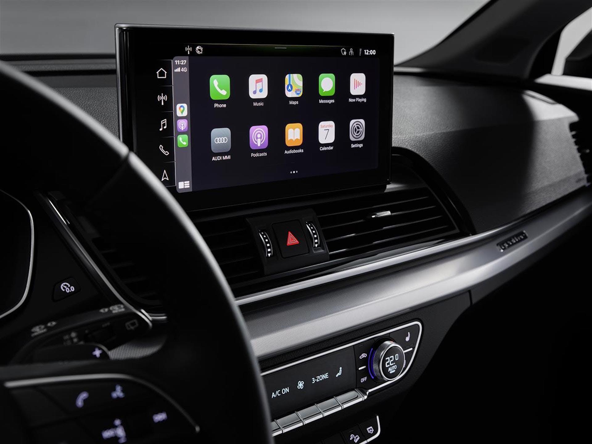 Audi Q5 MY21 MIB3