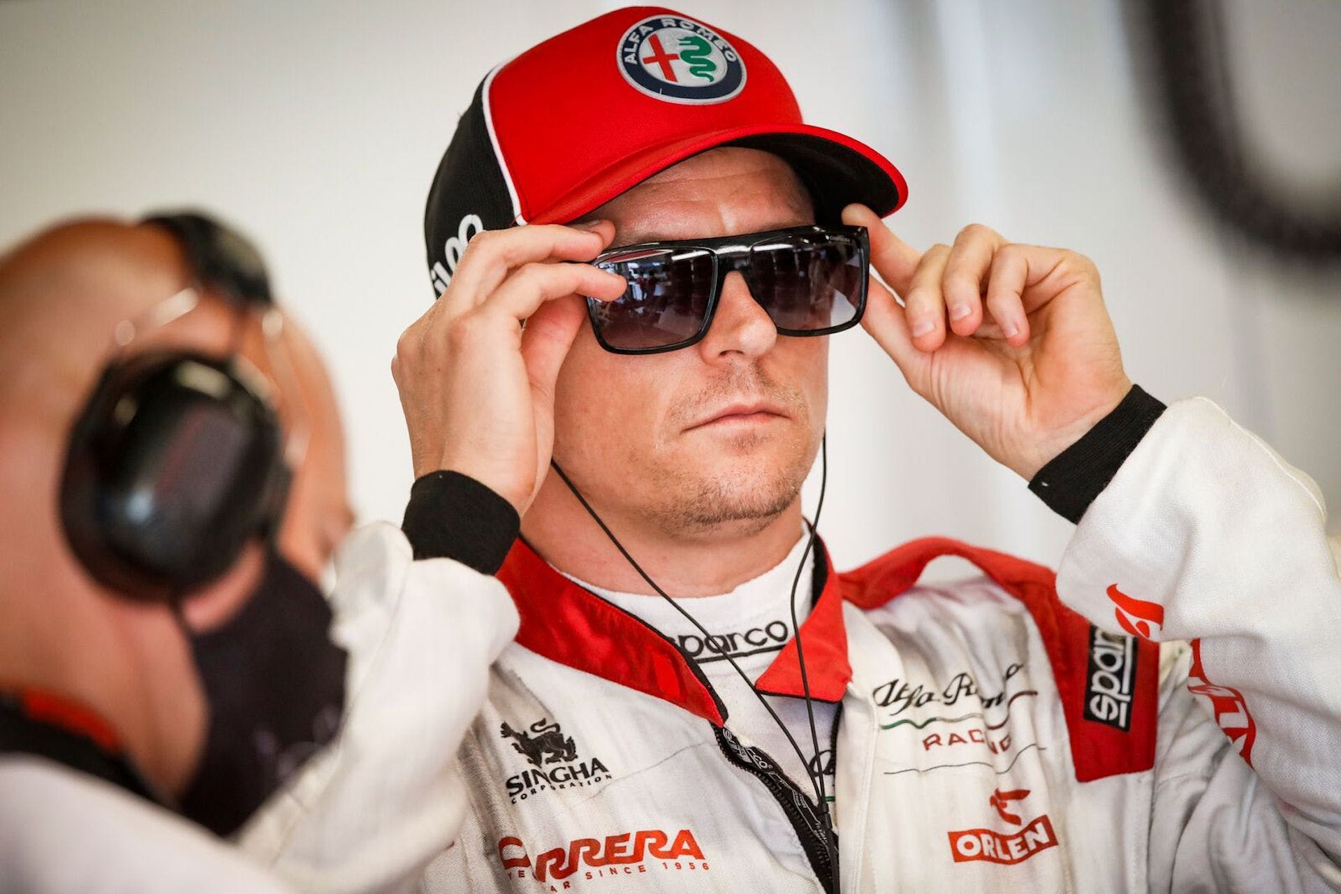 Kimi Raikkonen Alfa Romeo