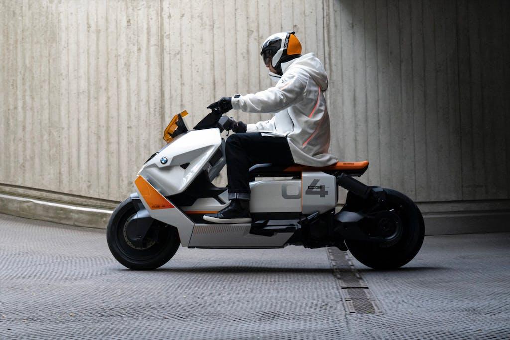 BMW Motorrad Definition CE 04, sarà davvero così?