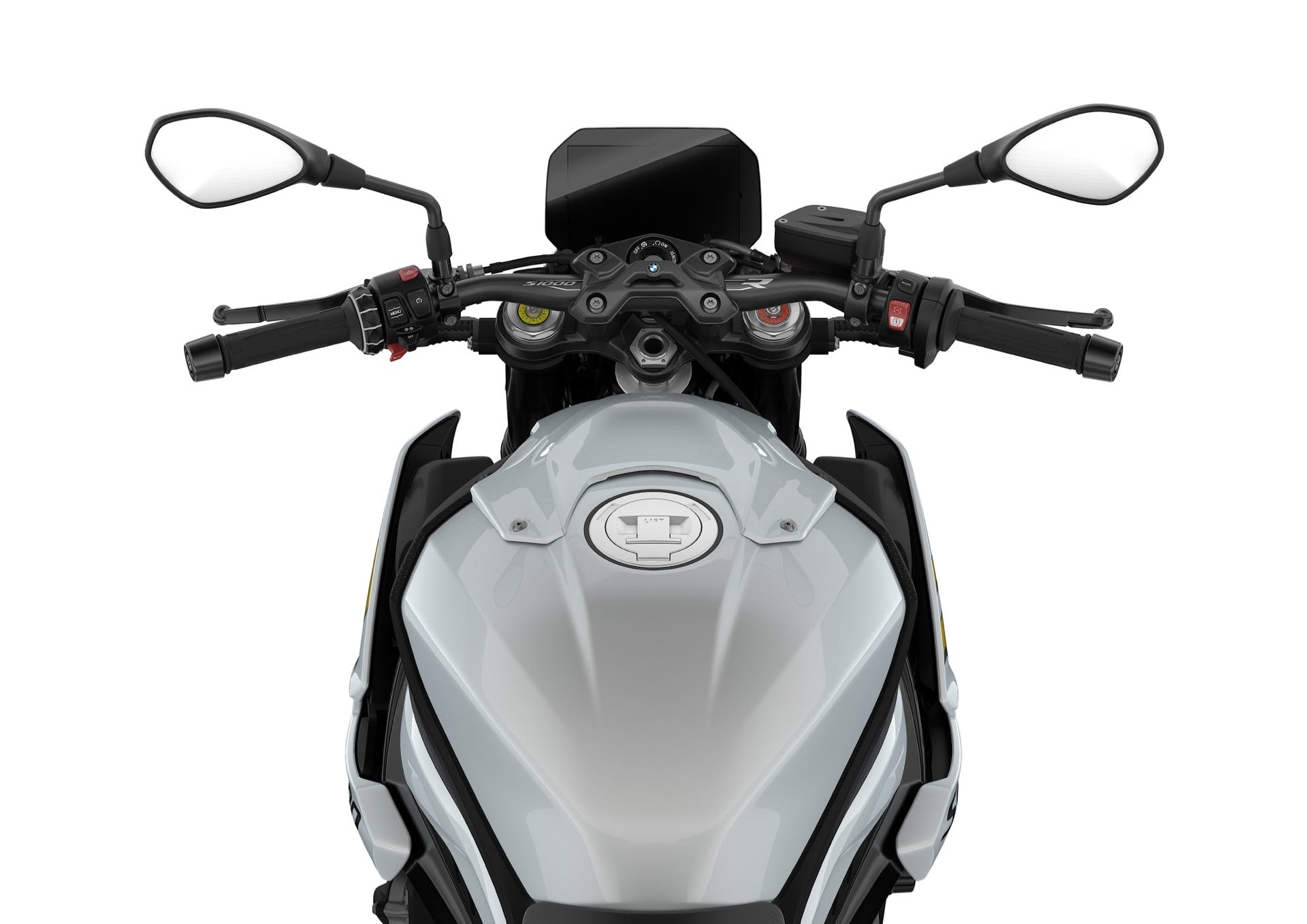 BMW S 1000 R 2021 display tft