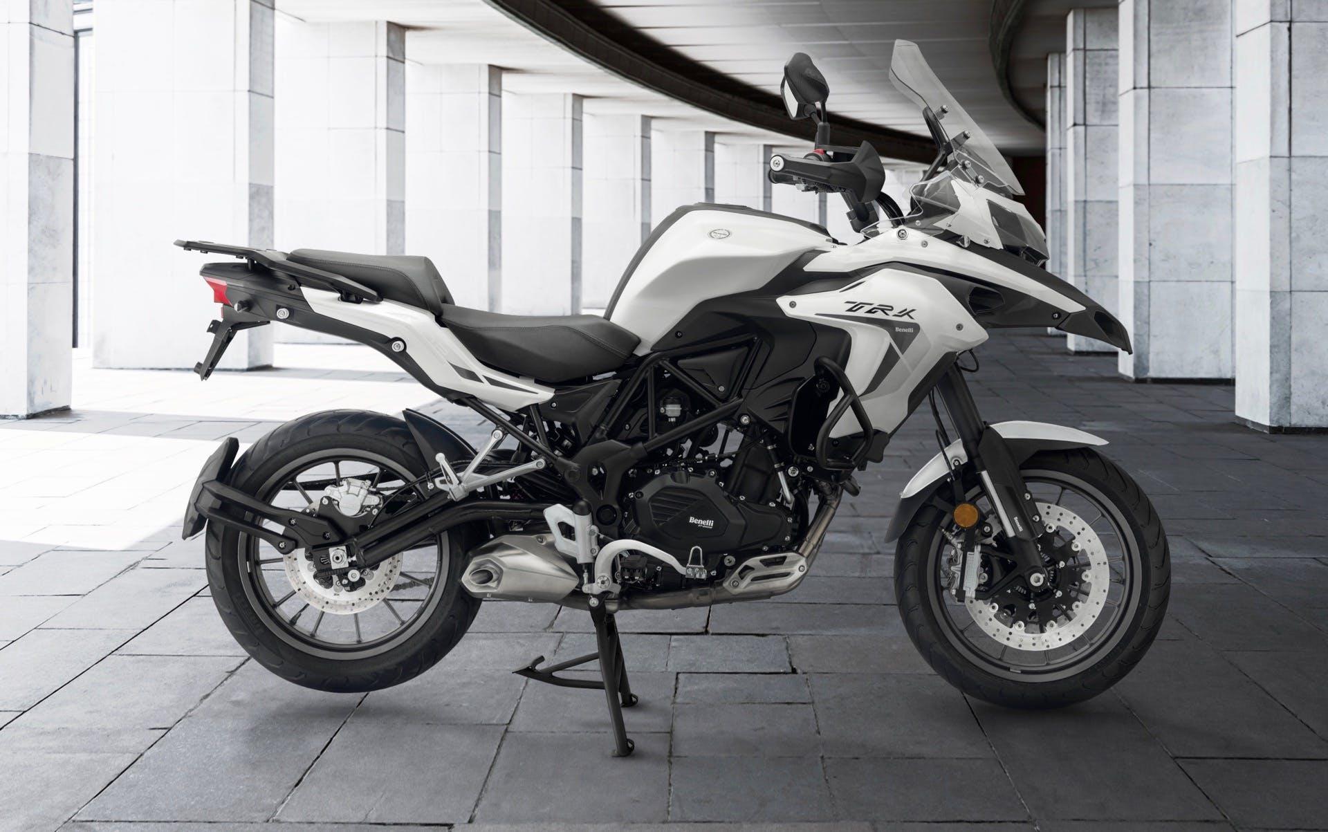 Benelli TRK 502 2021 migliori moto per neopatentati A2
