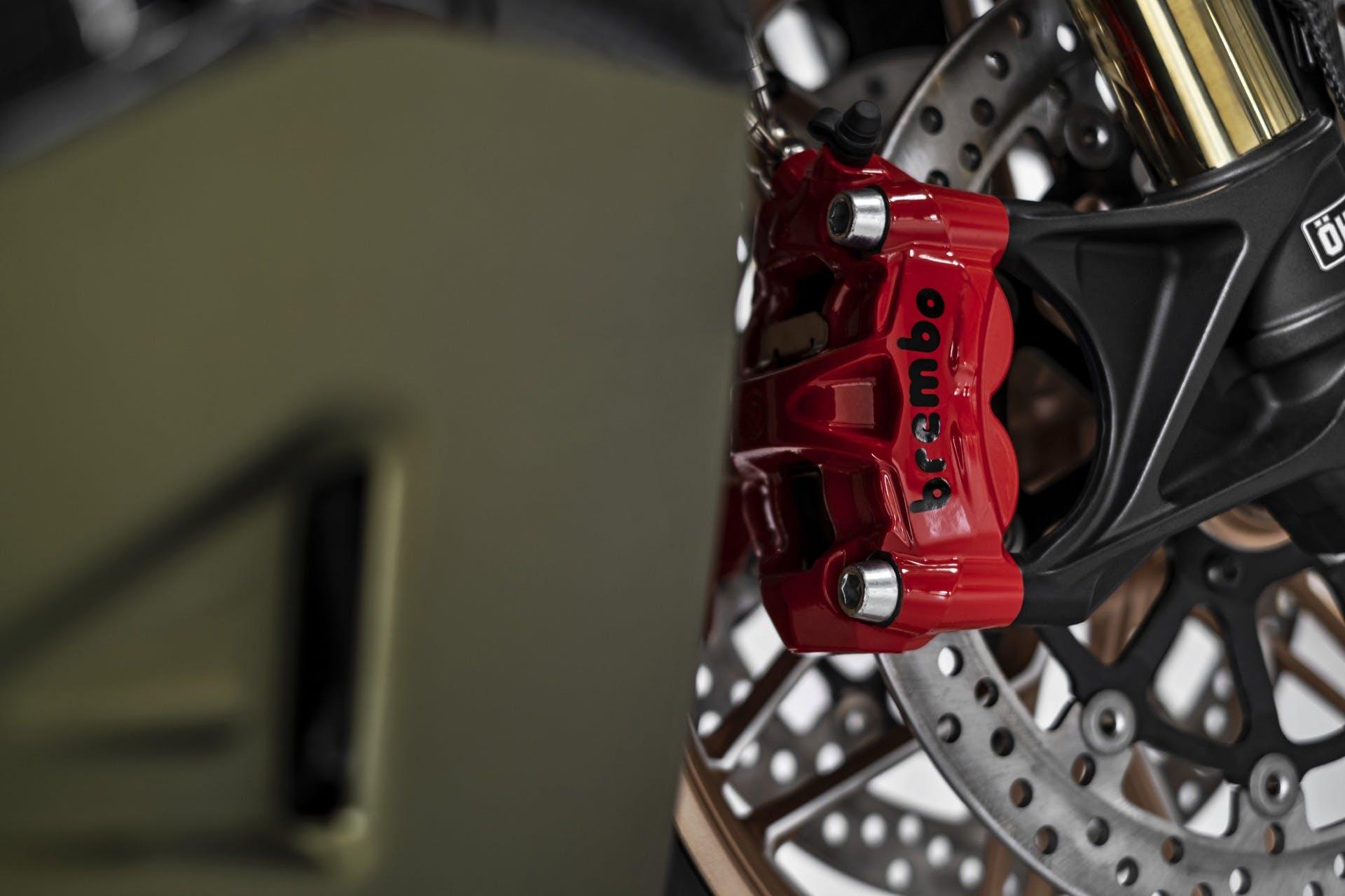 Ducati Diavel 1260 Lamborghini Brembo M50