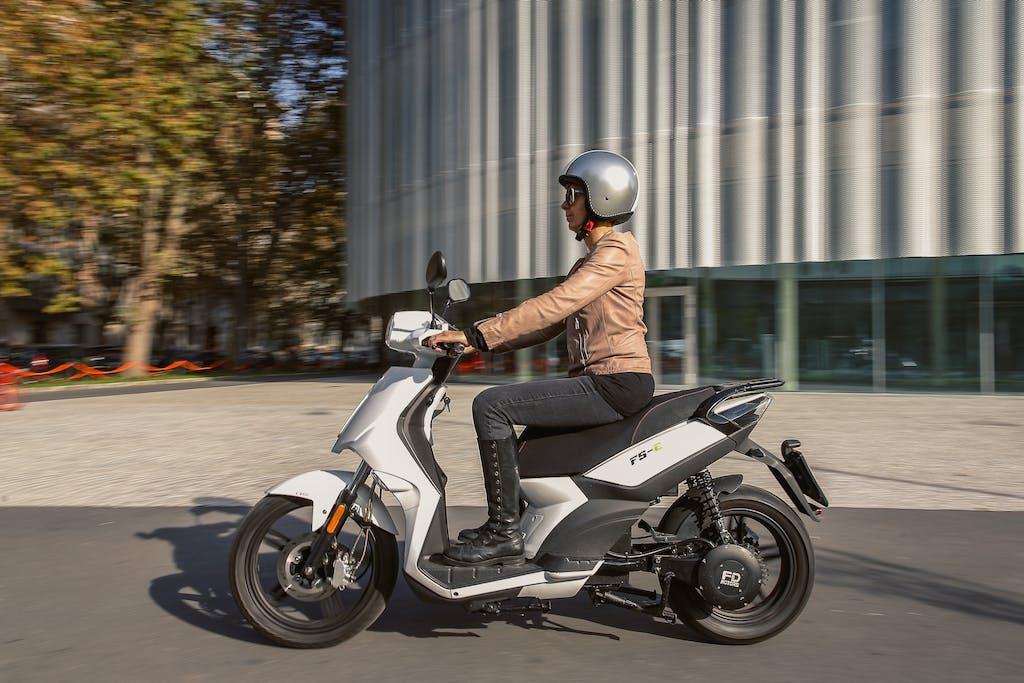 Prova FD Motors F5-E, una proposta per la città