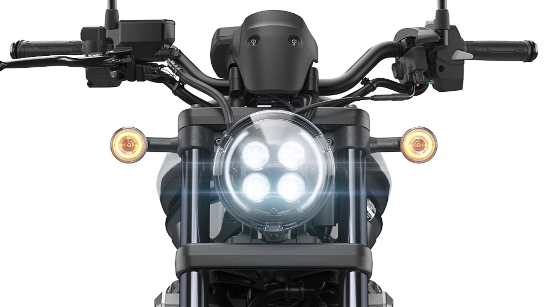 Honda CMX1100 Rebel DCT faro a LED