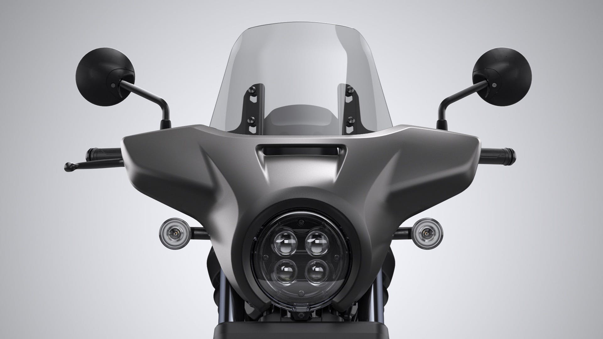Honda CMX1100 Rebel DCT cupolino