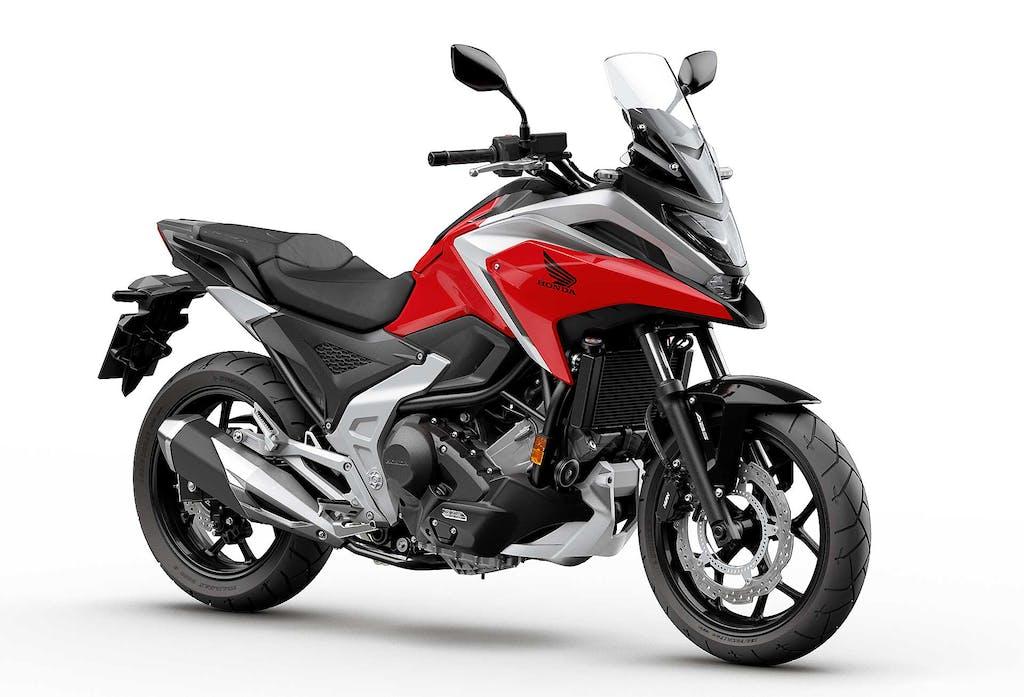 Honda NC750X, nel 2021 sarà così