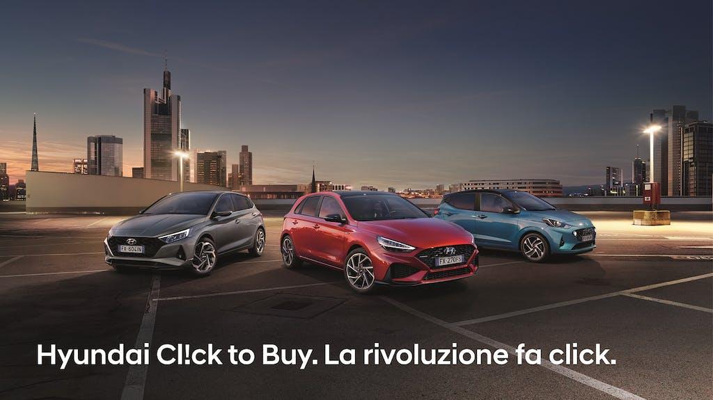 Hyundai Click to Buy, come acquistare un'auto in pochi click
